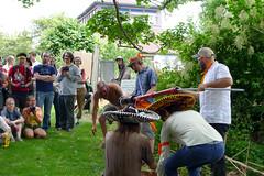 Camp Tomato 2009-47 (Eli Juicy Jones) Tags: seattle park summer people jasonwebley 2009 wallingford lunge camptomato juicyjones meridianpark tomatoscouts lx3 slightlynorth