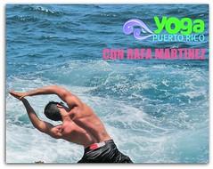 Rafa Martínez, Yoga en el Caribe