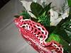 cestino all'uncinetto con calle e rose grandi (uncinetto_patrizia) Tags: e di fiori con composizione zucchero cestino alluncinetto inamidato