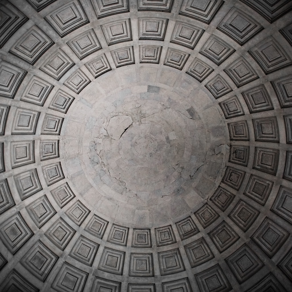 3780801617 35065e4c74 b Jefferson Memorial Dome