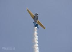 Aerobatics (ravenscroft) Tags: canon reading fighter 70300mm texan snj readingpennsylvania 40d snj6 canon40d snj6texan pawwiiweekendwwiiweekendwwiiairshowwwiiairshowairshowworldwariimidatlanticairmuseumaviationaircraftairplane