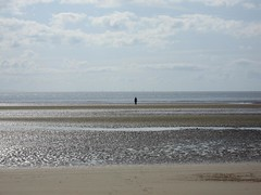 looking out to sea (juliepalmer) Tags: crosby antonygormley anotherplace