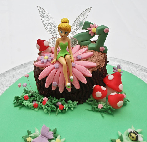 New Ideas Make Tinkerbell Birthday Cake Birthday Invitations