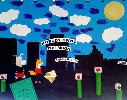 Nobody owns the moon by 4/5M