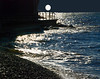 The Play of Light (Messent) Tags: sea england water poetry devon moonlight poetryandpicturesinternational poetryforall