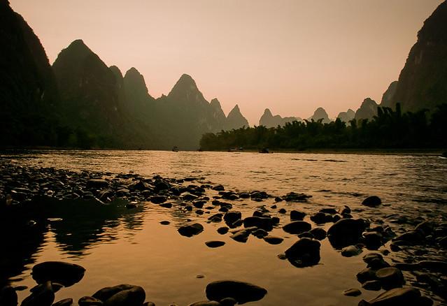 Photo tour Guilin