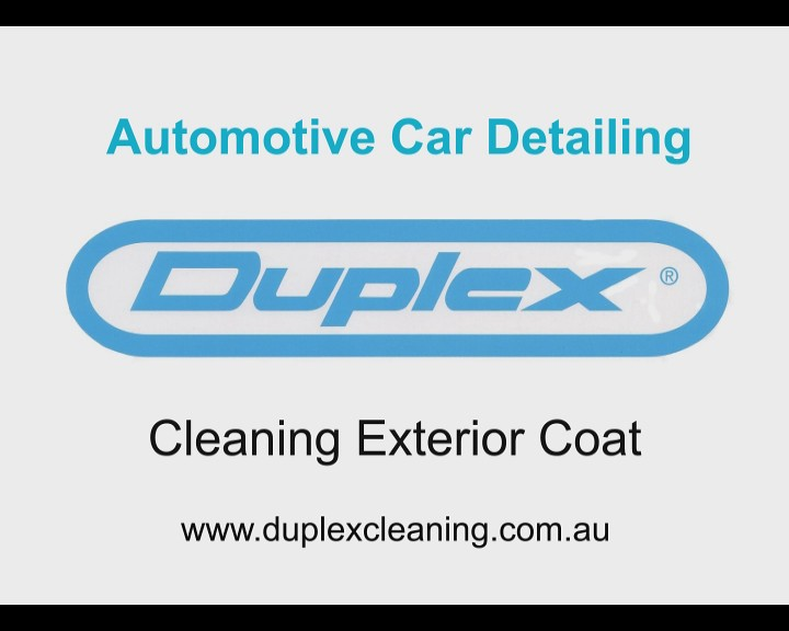 Cleaning Exterior Coat - Automotive Car Detailing