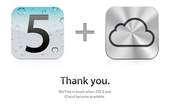 Apple iCloud? Rimandato a settembre