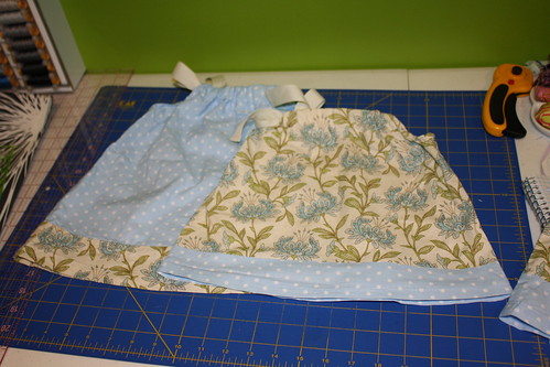 A Dozen Quilters Pillowcase Dresses