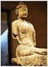 Surviving Buddha (swanksalot) Tags: sculpture chicago art 50mm buddha aic artinstitutechicago swanksalot sethanderson brokenearlobe