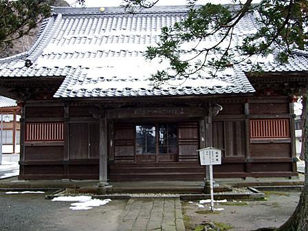龍華庵 (りゅうげあん)~善寶寺