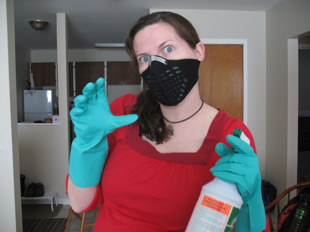 """264/365 ~ """"Cleaning Psycho"""""""