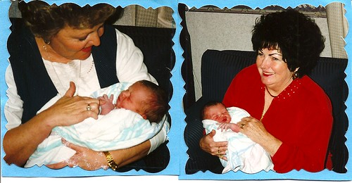 bubb's birth/ nanas