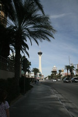 Big tower in Vegas