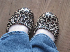 Briana in the Malindi Leopard