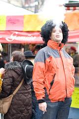 Love 2 Smoke (8#X) Tags: street carnival people germany munich geotagged bayern deutschland bavaria costume nikon europa europe menschen fasching karneval nichtraucher verkleidung nohdr 8x d700 sigma50mmf14 geo:lat=48135274 geo:lon=11575392