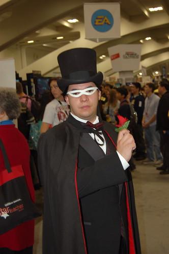 Wonder Con 2009: Magician