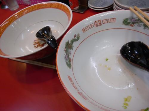 ラーメン『笑軒』@橿原-08