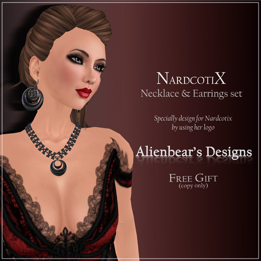 NX 2009 gift set dark