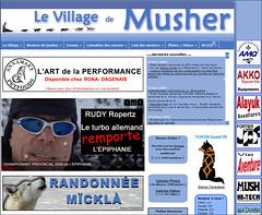 Titel_Le Village de Musher