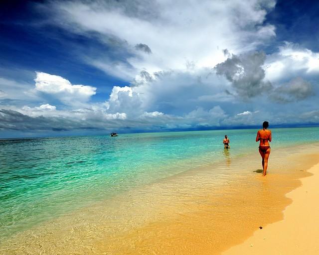 Sipadan Island | Semporna | Sabah | Malaysian North Borneo