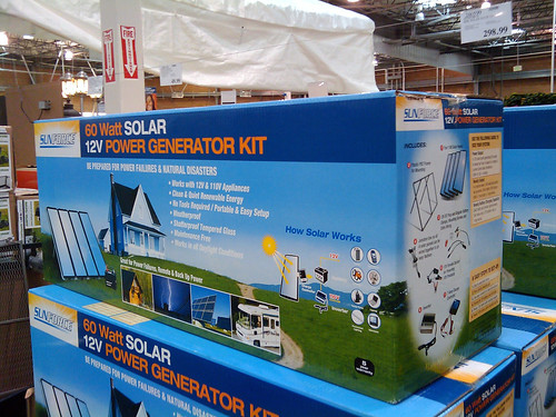 Cheap Home Solar