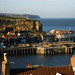 Whitby harbor - England Study Abroad