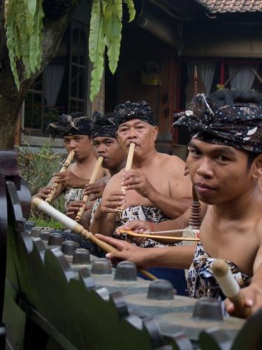 rare balinese court music