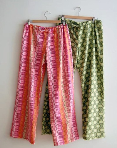 SEW EASY PAJAMA PANTS PATTERN BY TAYLOR MADE at Hancocks.Paducah.com
