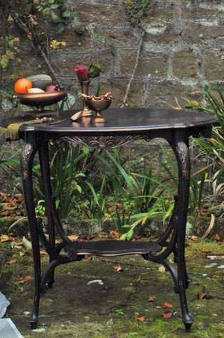 Still Life Table - Ghost Furniture