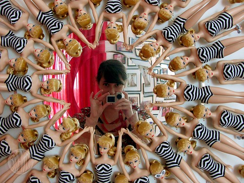 Barbie Mirror
