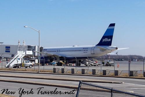 Syracuse Airport Plane