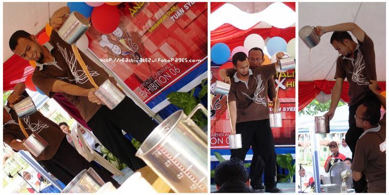 Carnival-teh-tarik-competition