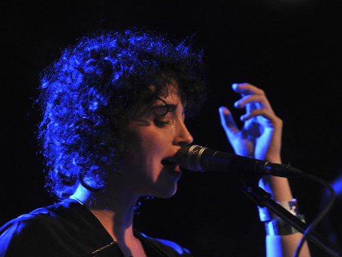 St. Vincent, Antones, March 20, SXSW