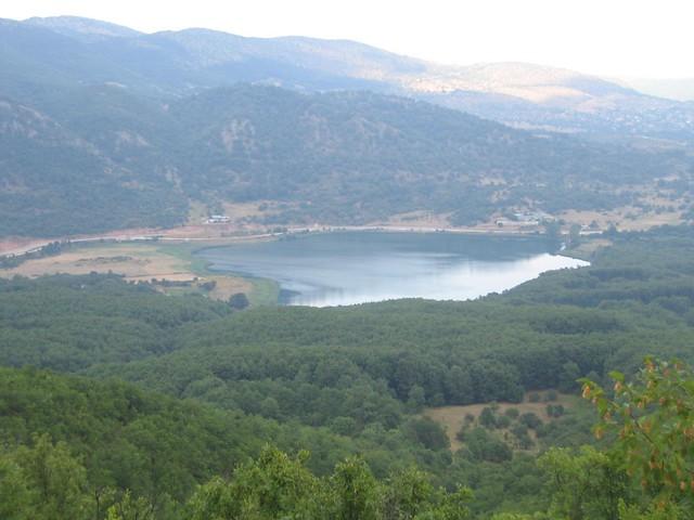 Ήπειρος - Ιωάννινα - Δήμος Δελβινακίου Λίμνη της Ζαραβίνας