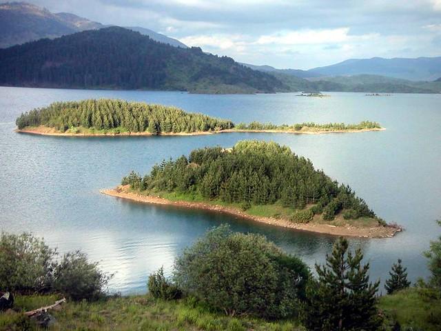 Ήπειρος - Ιωάννινα - Δήμος Μετσόβου Λίμνη Αώου1