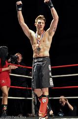 FIGHT 13 - The Winner (Ondorn) Tags: nikon lasvegas muaythai fights sportscenter d90 goldencobra vegaspacocom fight13 heavyhittersv lvsportscomplex jsectlv jonuthonmyers keenankay