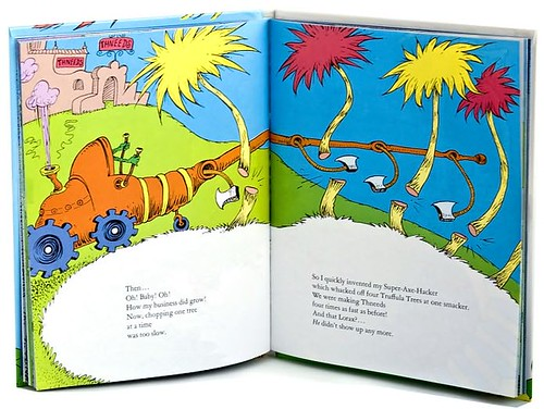 Top 100 Picture Books #33: The Lorax by Dr. Seuss