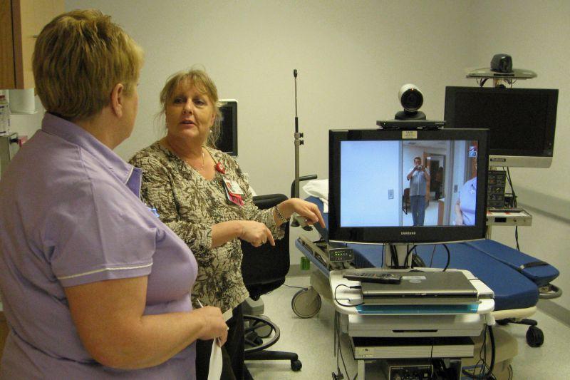 Remote Physician Access