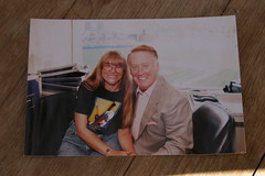 vin scully and veronique