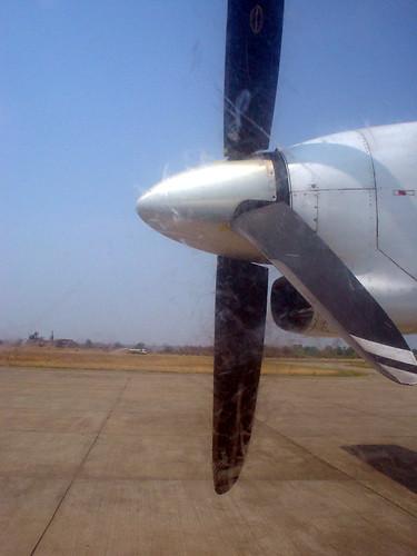 12.ATR-72的螺旋槳