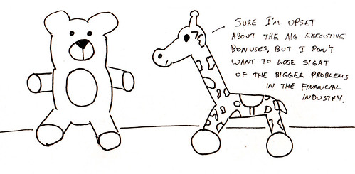 366 Cartoons - 063 - Teddy Bear and Giraffe