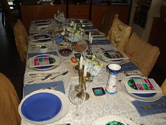 The Table Set Up