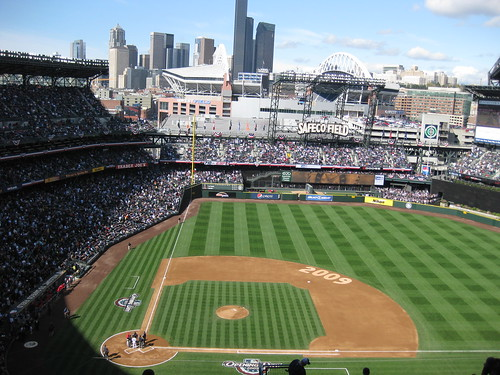 Seattle Mariners - Opening Day 2009