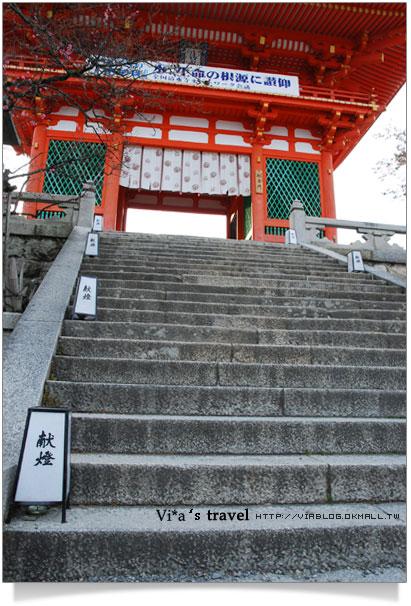 【京都春櫻旅】京都旅遊景點必訪~京都清水寺之美京都清水寺6