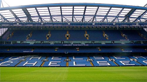 De West Stand.