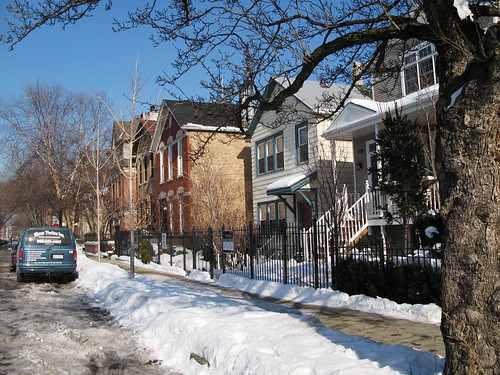 Greenview Avenue, Chicago