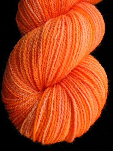 Orange Orange - Tiger Twist