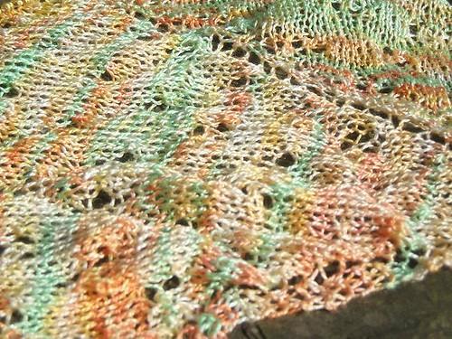 Daffodil lace