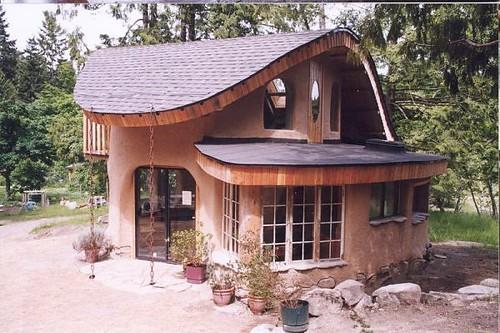 Mayne Island Cob House